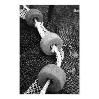 Fishing buoys photographic print