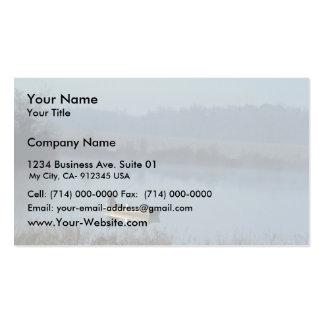 Fishing Business Card