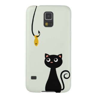 Fishing Cat Galaxy S5 Cover