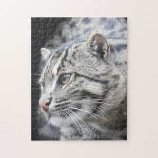 Fishing Cat Jigsaw Puzzle