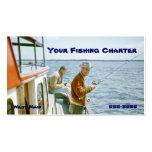 Fishing Charter Business Card