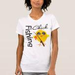 Fishing Chick Shirt