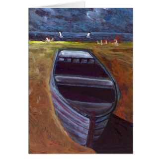 FISHING COBLE GREETING CARDS