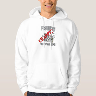 Fishing Crappie The Reel Deal Serious Fishing Hoody