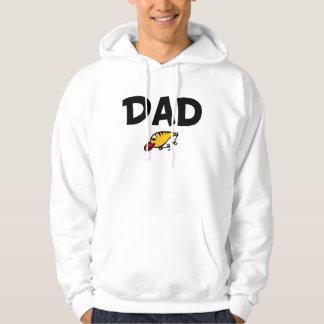 Fishing Dad Hooded Sweatshirts