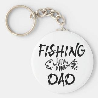 Fishing Dad Key Chains