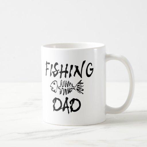 Fishing Dad Mugs