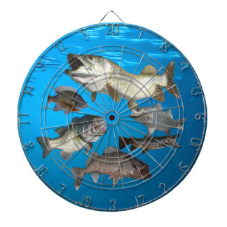 Fishing Dartboard