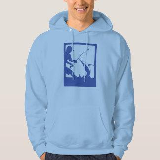 Fishing day hoodie