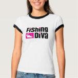 Fishing Diva Tshirts