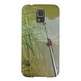 Fishing Dragonfly Case For Galaxy S5