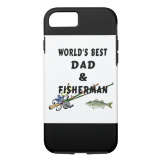 Fishing Father Best Dad iPhone 7 Case