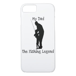 Fishing Father Day iPhone Case