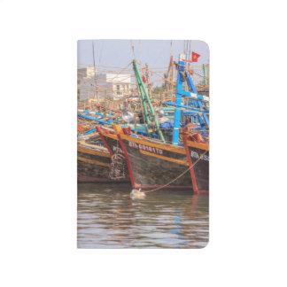 Fishing fleet journal