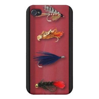 Fishing flies, Covert case, iphone case