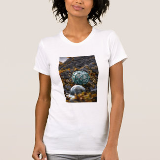 Fishing float in tide pool, Alaska T-Shirt