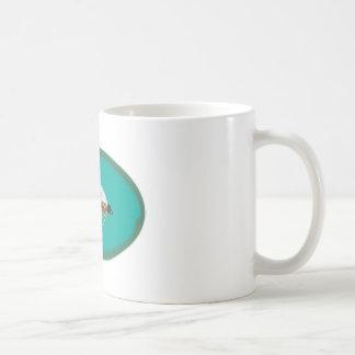 fishing fly mug
