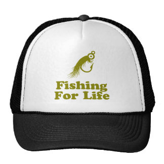 Fishing For Life Cap