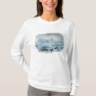 Fishing for Walrus in the Arctic Ocean, 1841 T-Shirt