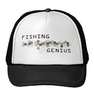 Fishing Genius Cap