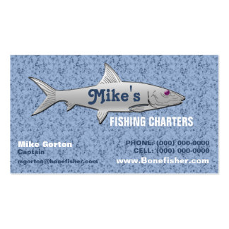 Fishing Guide Business Card