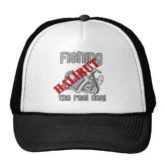 Fishing Halibut The Reel Deal Fishing Cap