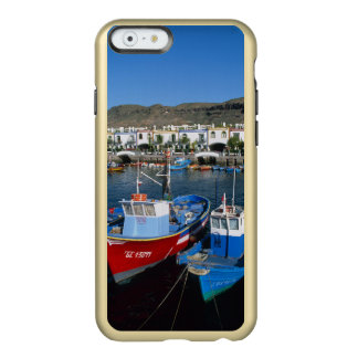 Fishing Harbor, Puerto de Mogan, Gran Canaria, Incipio Feather® Shine iPhone 6 Case