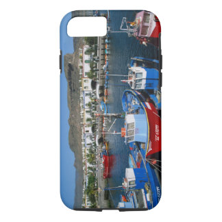 Fishing Harbor, Puerto de Mogan, Gran Canaria, iPhone 8/7 Case