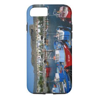 Fishing Harbor, Puerto de Mogan, Gran Canaria, iPhone 8/7 Case