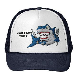 FISHING MESH HAT