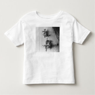 Fishing in Grand Canal in Soo-chow China Toddler T-Shirt