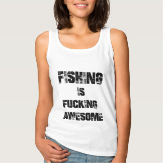 Fishing Is Awesome T Shirt
