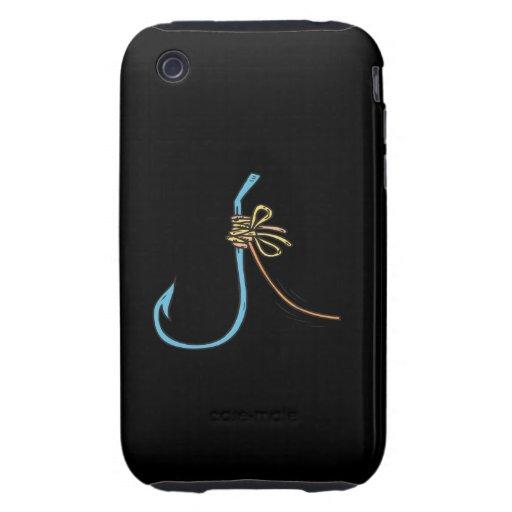 Fishing Knot Tough iPhone 3 Case