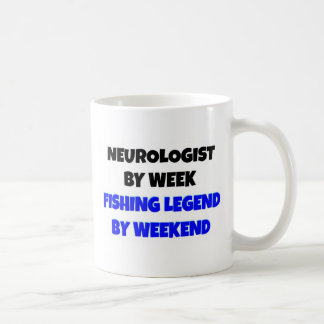 Fishing Legend Neurologist Coffee Mug