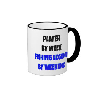 Fishing Legend Plater Ringer Mug