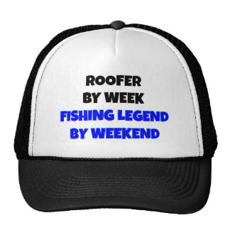 Fishing Legend Roofer Cap