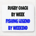 Fishing Legend Rugby Coach