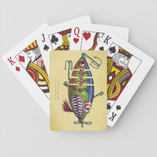Fishing Lure Playing Cards