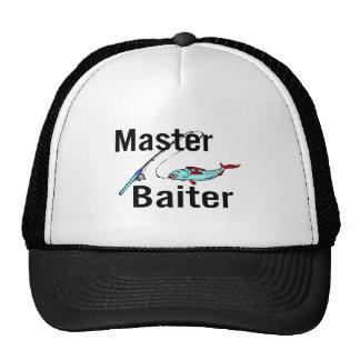 Fishing Master Baiter Cap