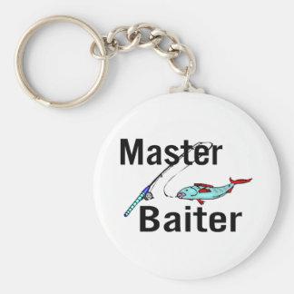 Fishing Master Baiter Key Ring