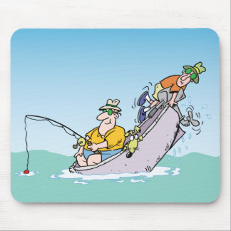 Fishing Mates Mouse Pad