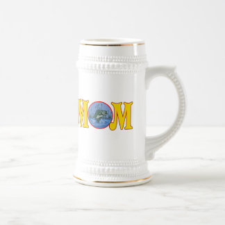 Fishing Mom Mothers Day Gifts Beer Stein