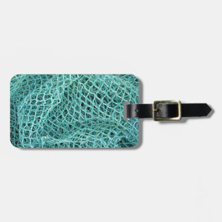 Fishing Net Luggage Tag