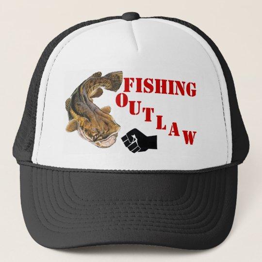FISHING OUTLAW CAP