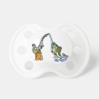 FISHING PACIFIER