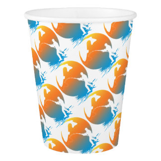 Fishing Paper Cup