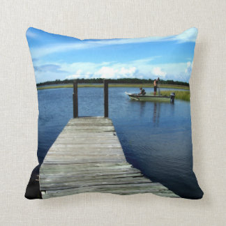 Fishing Pictures Cushion