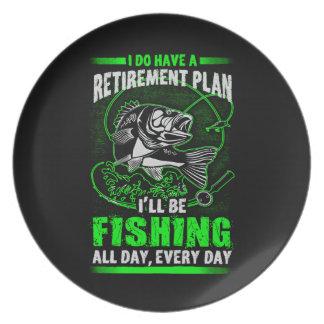 Fishing Plate