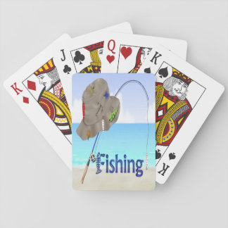 Fishing Playing Cards
