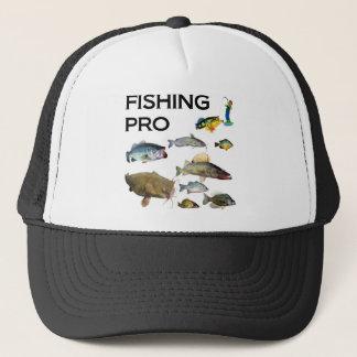 Fishing Pro Trucker Hat